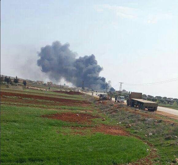 Про упавший МиГ-21 в провинции Хатай