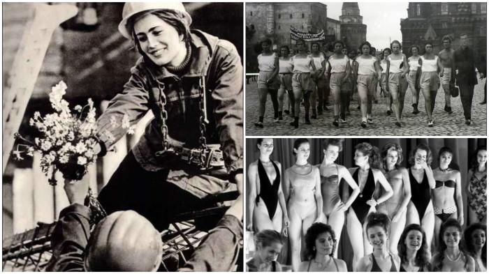 Сплошное очарование: 15 фотографий советских девушек и женщин