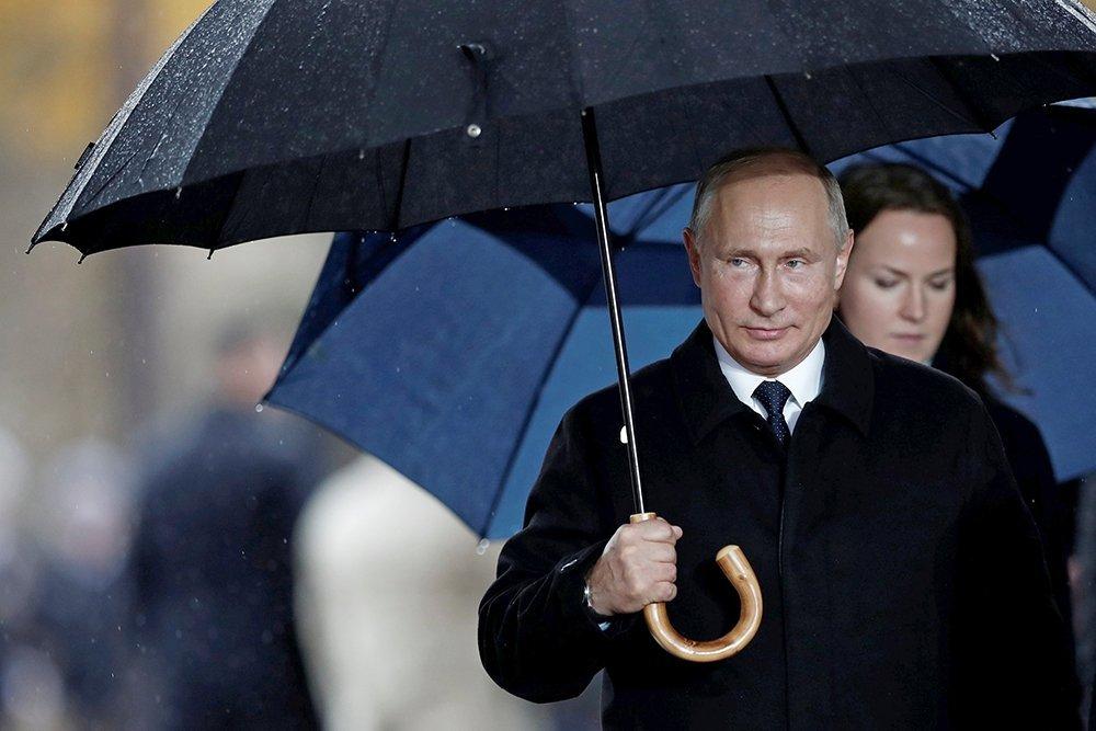 Путин: Встреча с Трампом возможна на полях G20