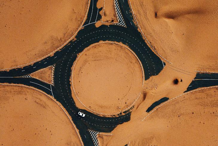 Победители конкурса Dronestagram: лучшие снимки с высоты