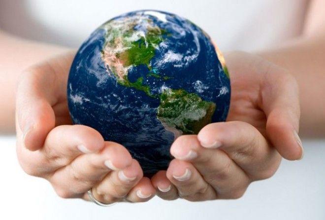 Что происходит на Земле за один день?