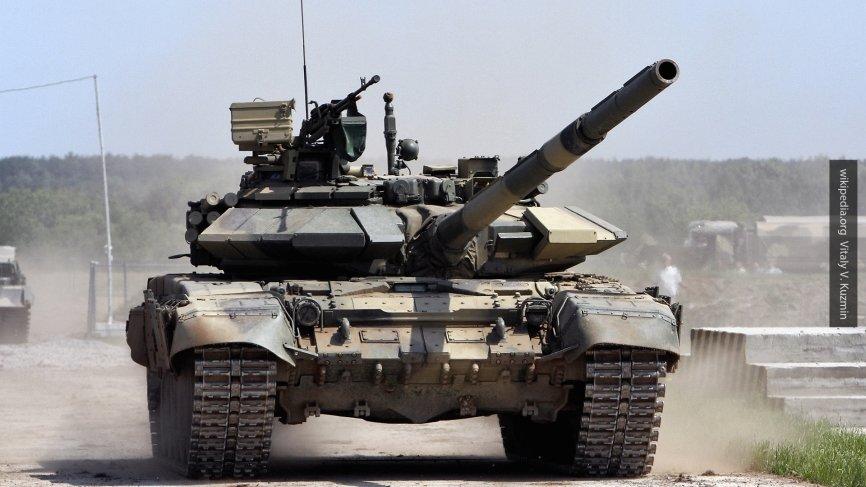 National Interest оценил «смертоносный» российский танк Т-90С