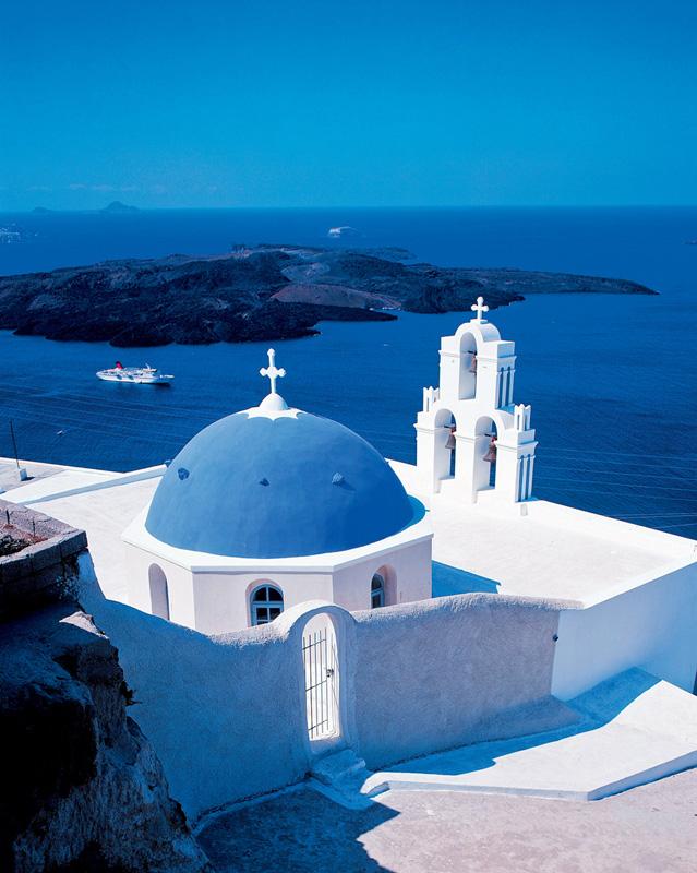 7 чудес Греции