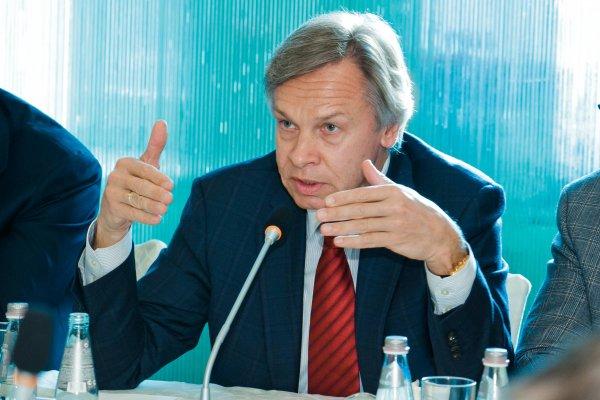 Алексей Пушков: цель санкций – «необратимая» конфронтация РФ и США