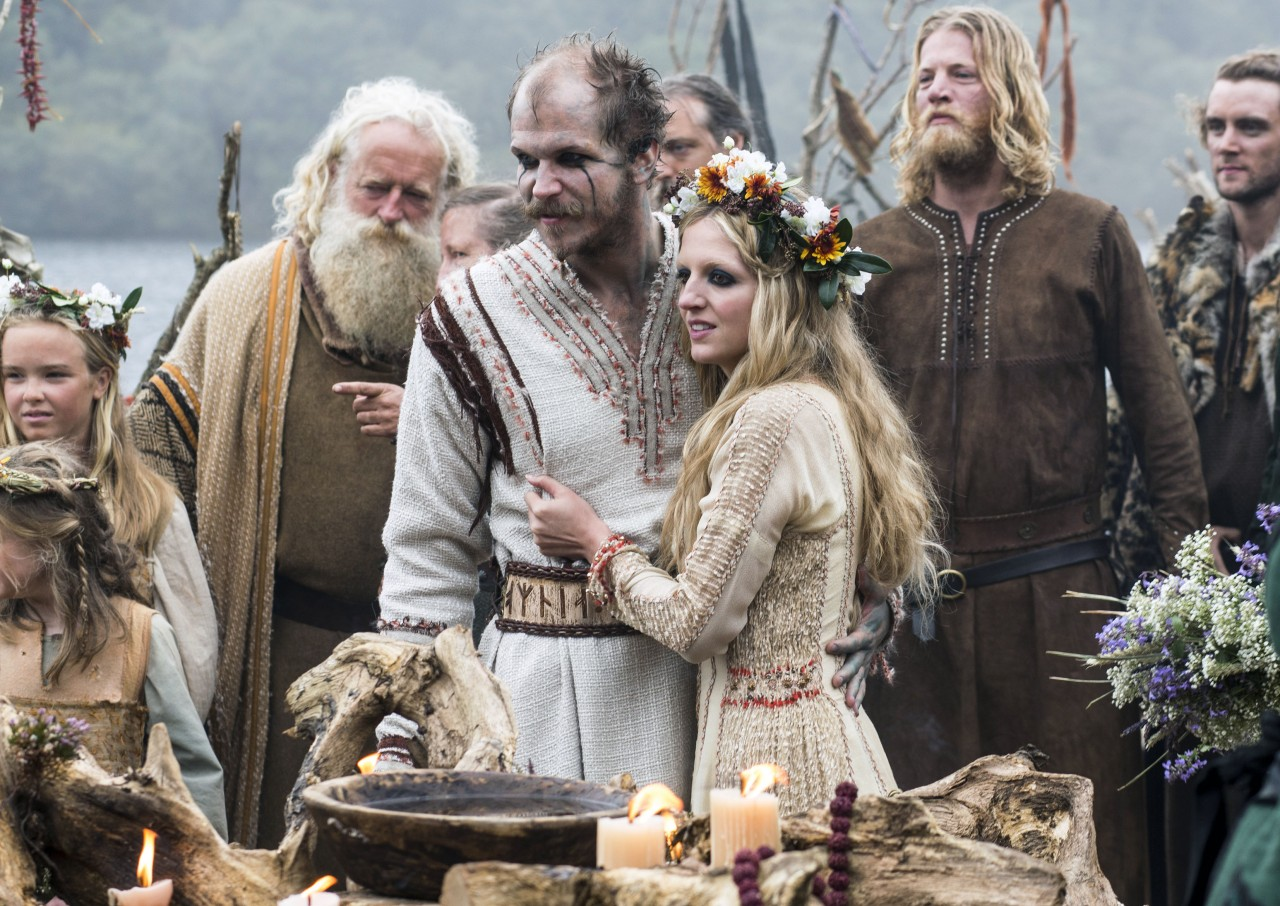 Мораль и нормы поведения викингов IX-XI века.