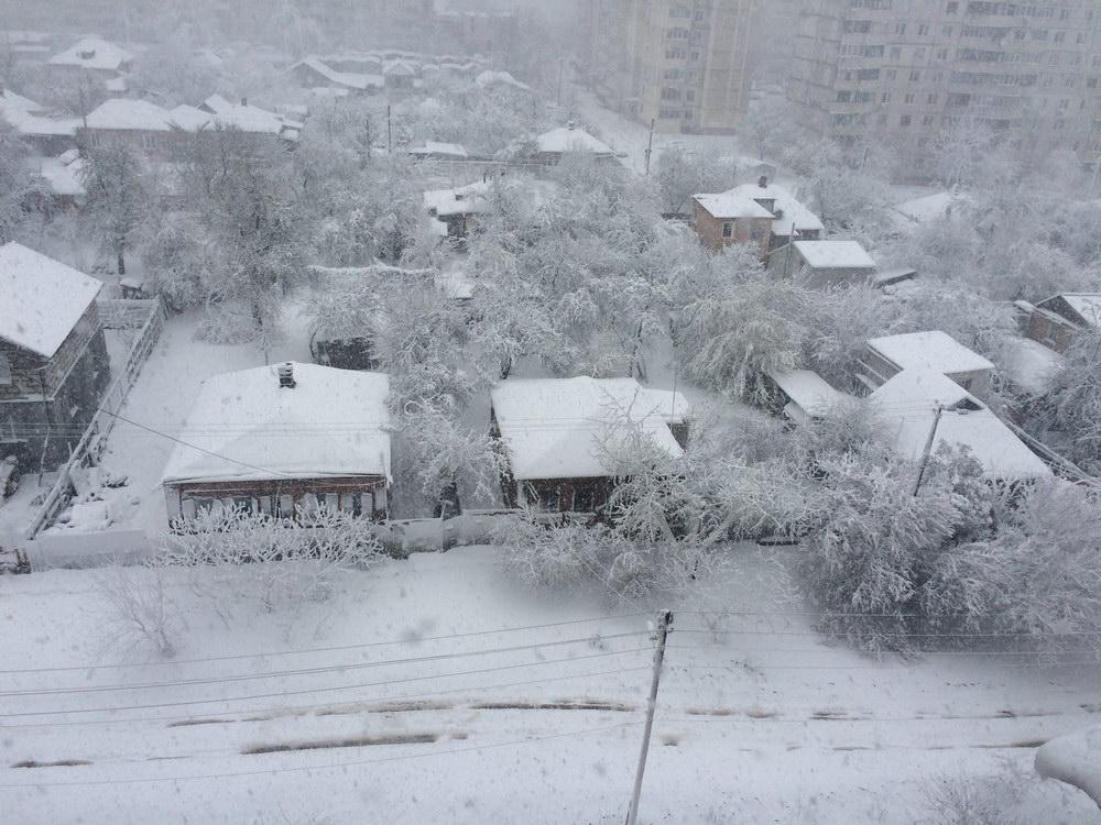 А тем временем где-то на «незалежной» и «самостийной» Украине