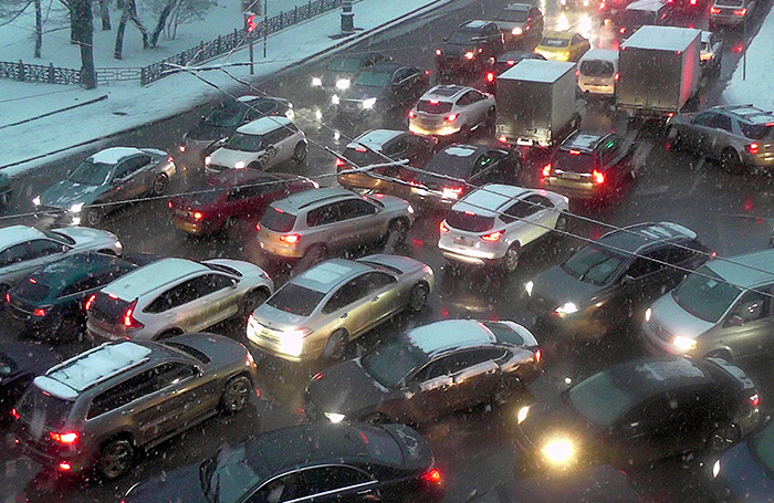 Москва — на первом месте в мире по загруженности дорог. Верить ли рейтингу?