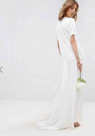 Моё идеальное свадебное платье