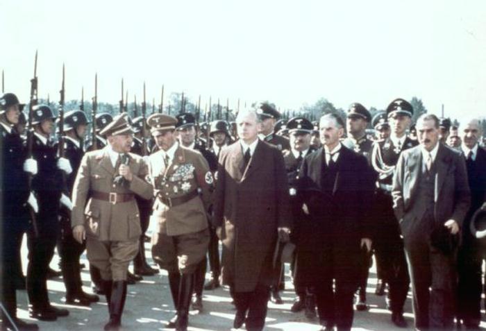 Предвоенное сотрудничество нацистов и сионистов