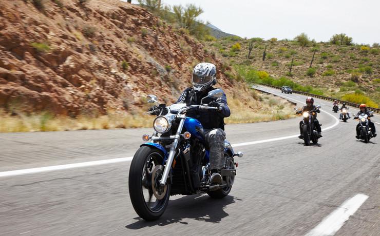 Route 66 — путешествие по США на Yamaha  - Фото 4