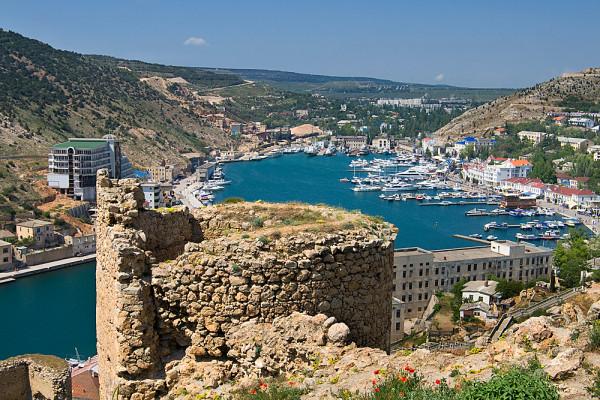 Удрученные изображением Крым…