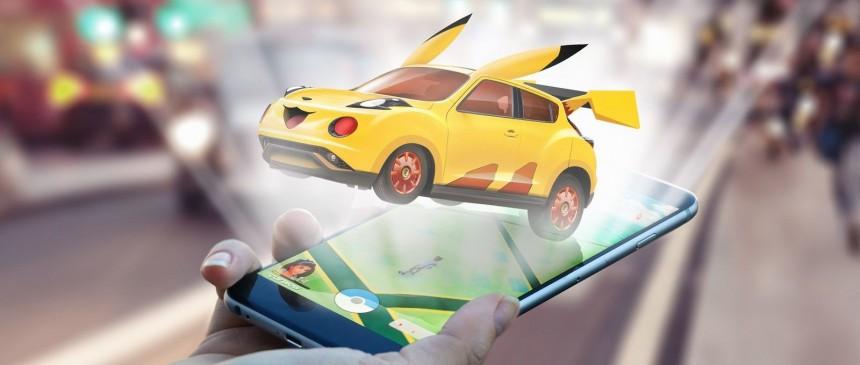 Британские дизайнеры скрестили автомобили и покемонов