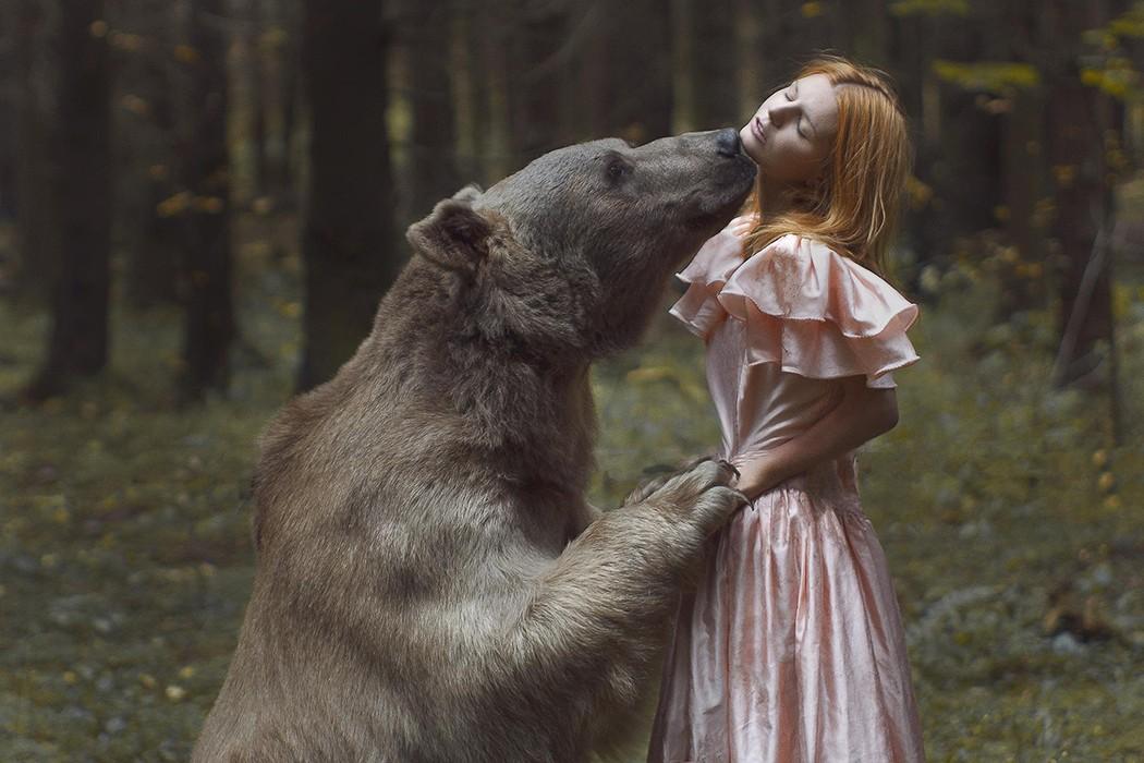 bravemodels05 Дикая природа и бесстрашные русские модели