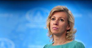 «Список «принципов» можно продолжать до бесконечности»: Захарова ответила на слова Меркель о санкциях против России