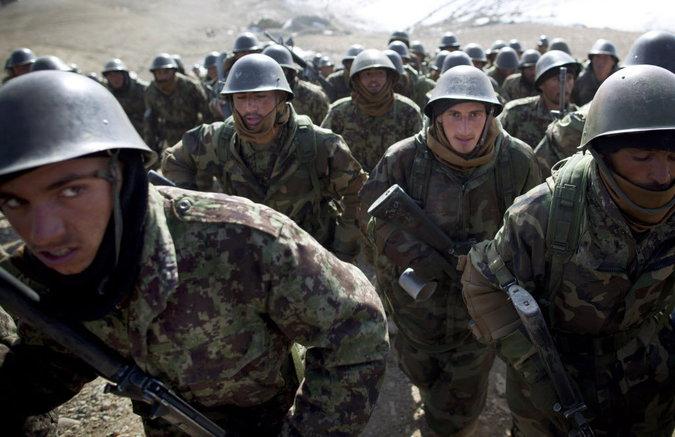 С чем американцы оставляют Афганистан?
