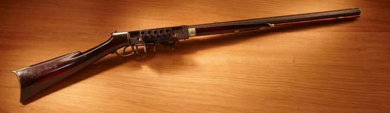 Многозарядная винтовка Bennett & Haviland (США)