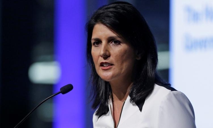 Никки Хейли – новый постпред США при ООН