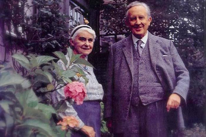 Джон Рональд Руэл Толкин и Эдит Мэри: я подарю тебе Вселенную любви