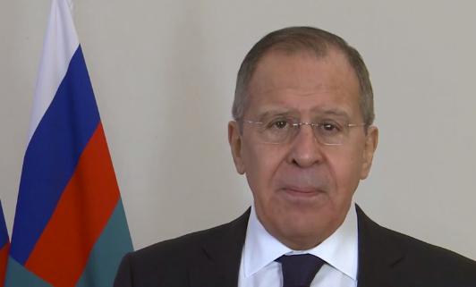 Сергей Лавров поздравил российских дипломатов с профессиональным праздником