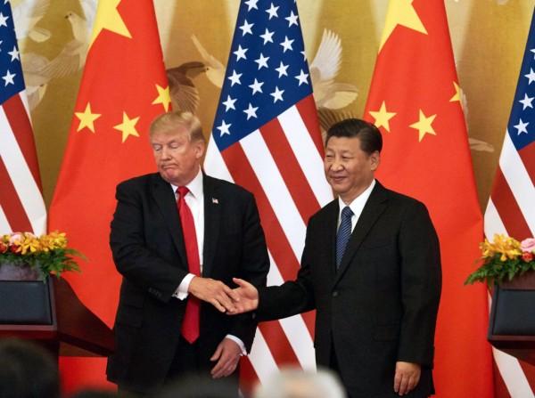 Китай в разговоре с США меня…