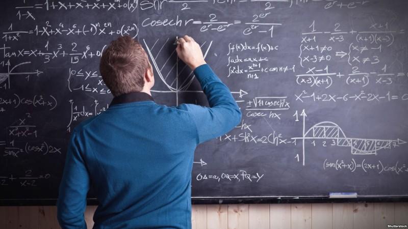Учителя математики не знают свой предмет