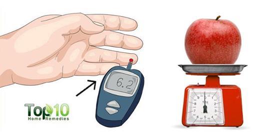 Топ-5 полезных фруктов при диабете
