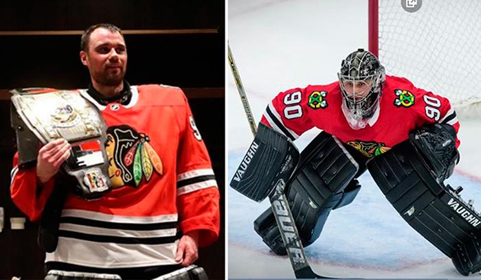 История обычного бухгалтера, который за один вечер стал звездой НХЛ