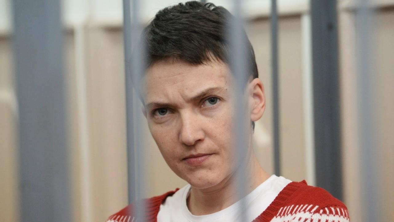 Задним умом крепка: Савченко придумала, как закончить войну