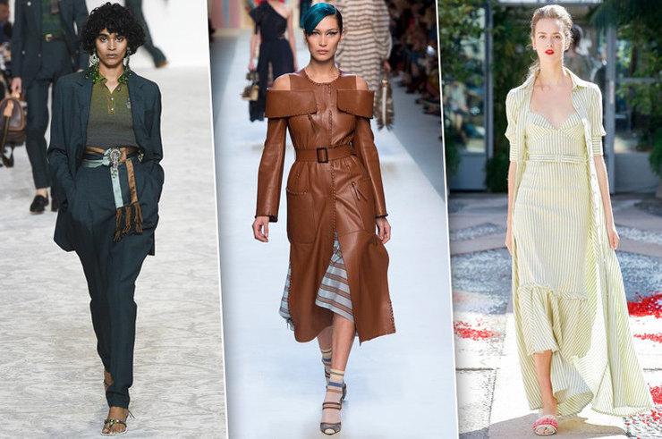 10 лучших образов с Недели моды в Милане