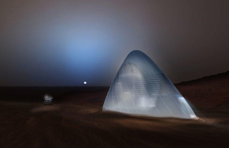 К Луне и дальше будущее, дом, прогноз