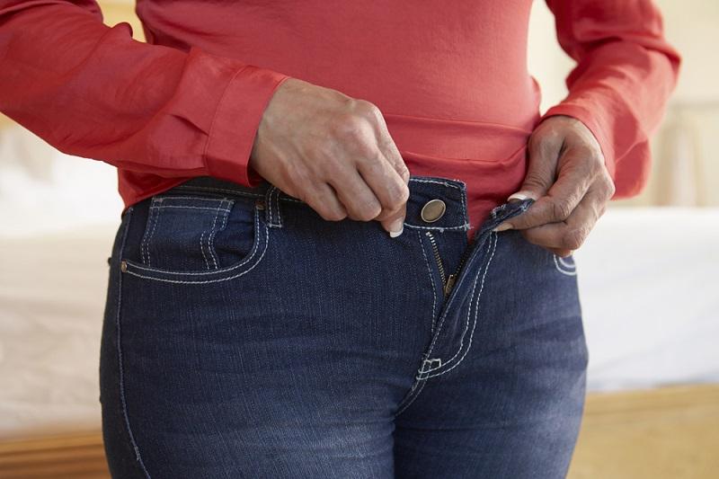 Фитоэстрогены против жировых отложений! Похудеть после 40 сейчас легко…
