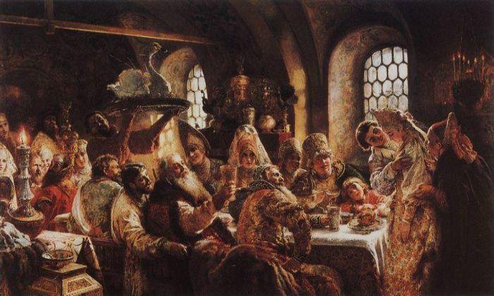 27 великолепных картин легендарного любимца императора Константина Маковского