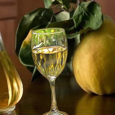 Домашнее вино из айвы