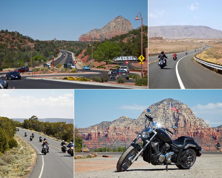 Route 66 — путешествие по США на Yamaha  - Фото 9