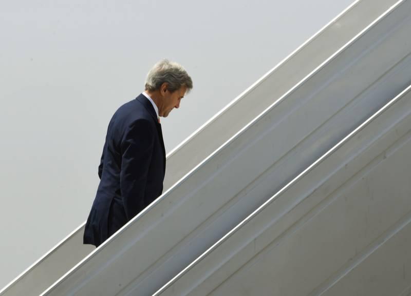 Джон Керри: не ходите, русские, в Алеппо!