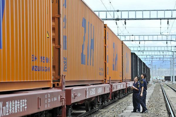 Товарооборот России и Китая вырос на 22%