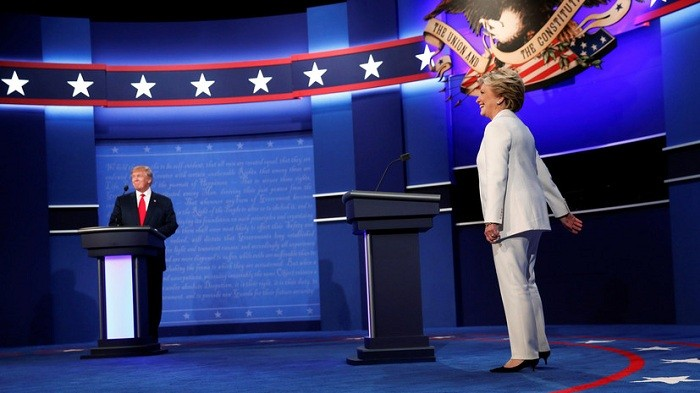 Владимир Путин незримо присутствовал на дебатах в США