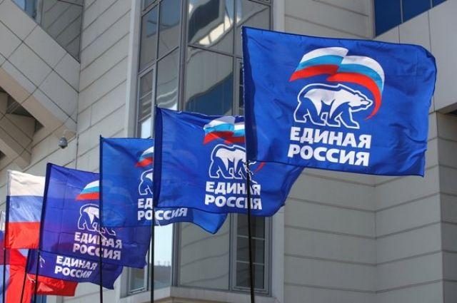 Единороссы собираются провести ребрендинг партии после выборов президента