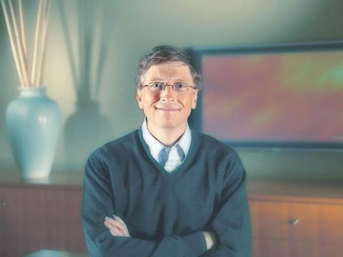 Bill Gates ranked richest American by Forbes