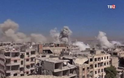 Совбез ООН принял резолюцию о перемирии на территории Сирии