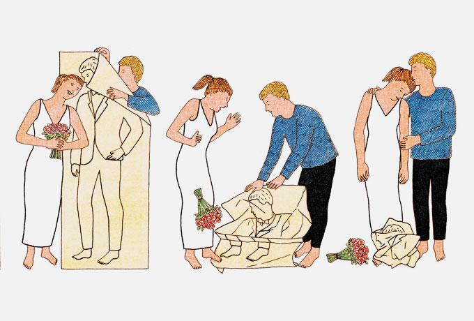 Почему выходят замуж «не за того»?