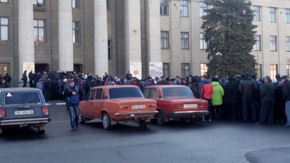 Воля народа (все  фото   из Новороссии сегодня 02.10.2014) !!!!!