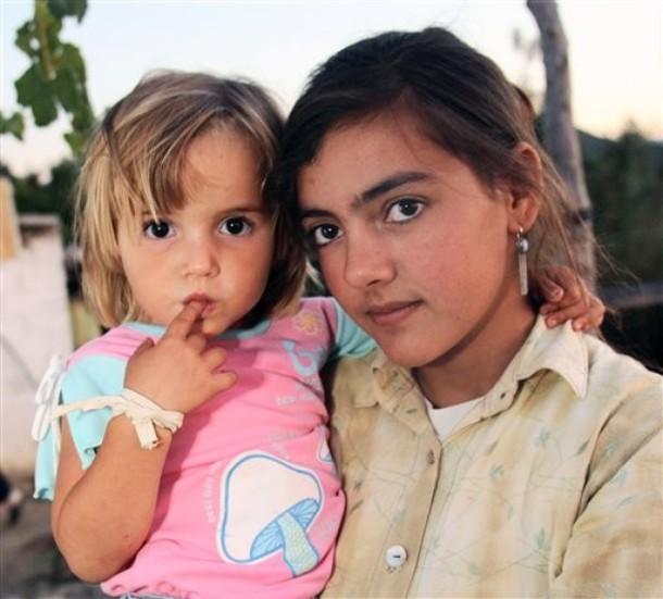 Белокожий север Африки: потомки атлантов, живущие до сих пор