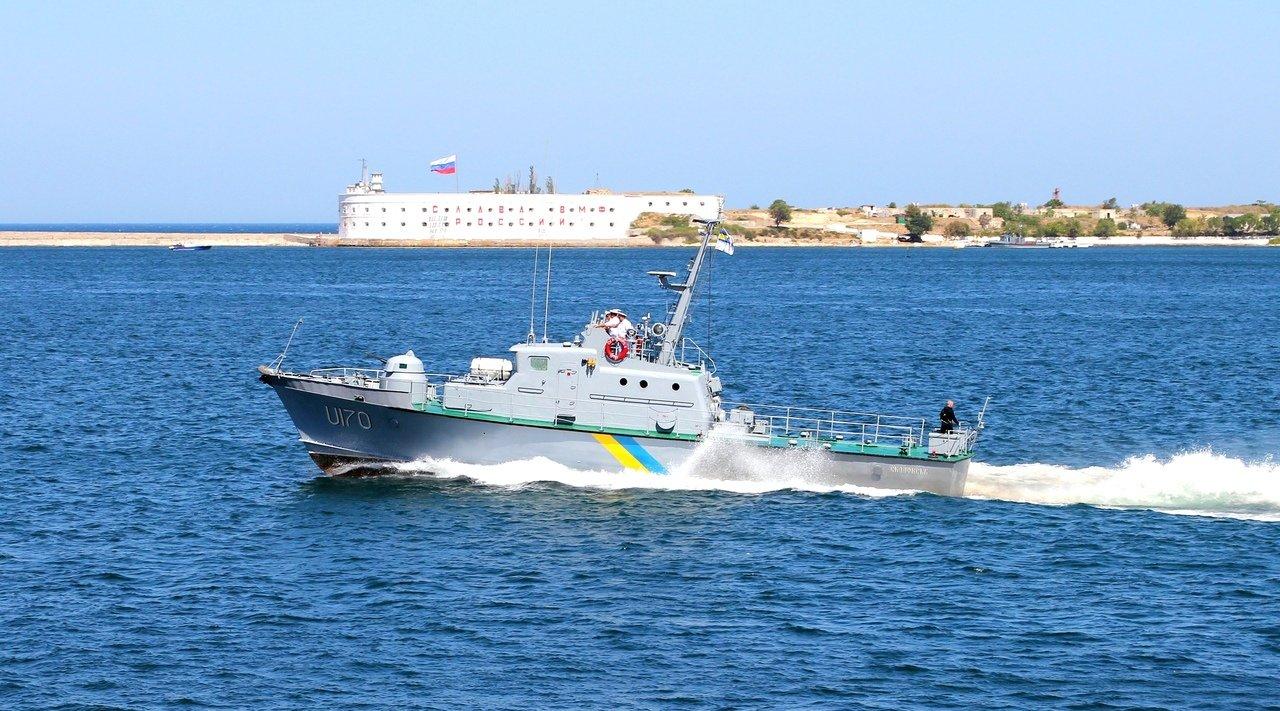 В Киеве признали, что США консультируют погранслужбу Украины по вопросам береговой охраны