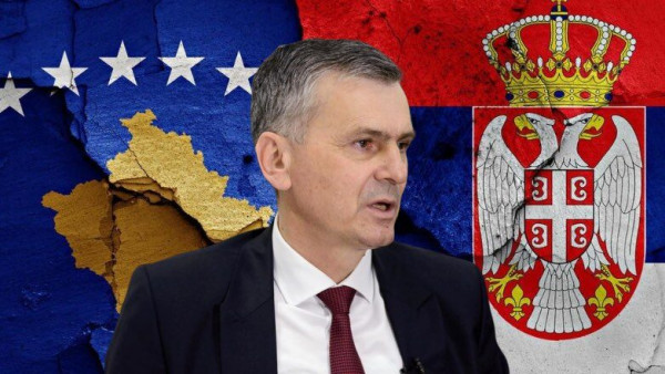 Сербский политик призвал Кре…