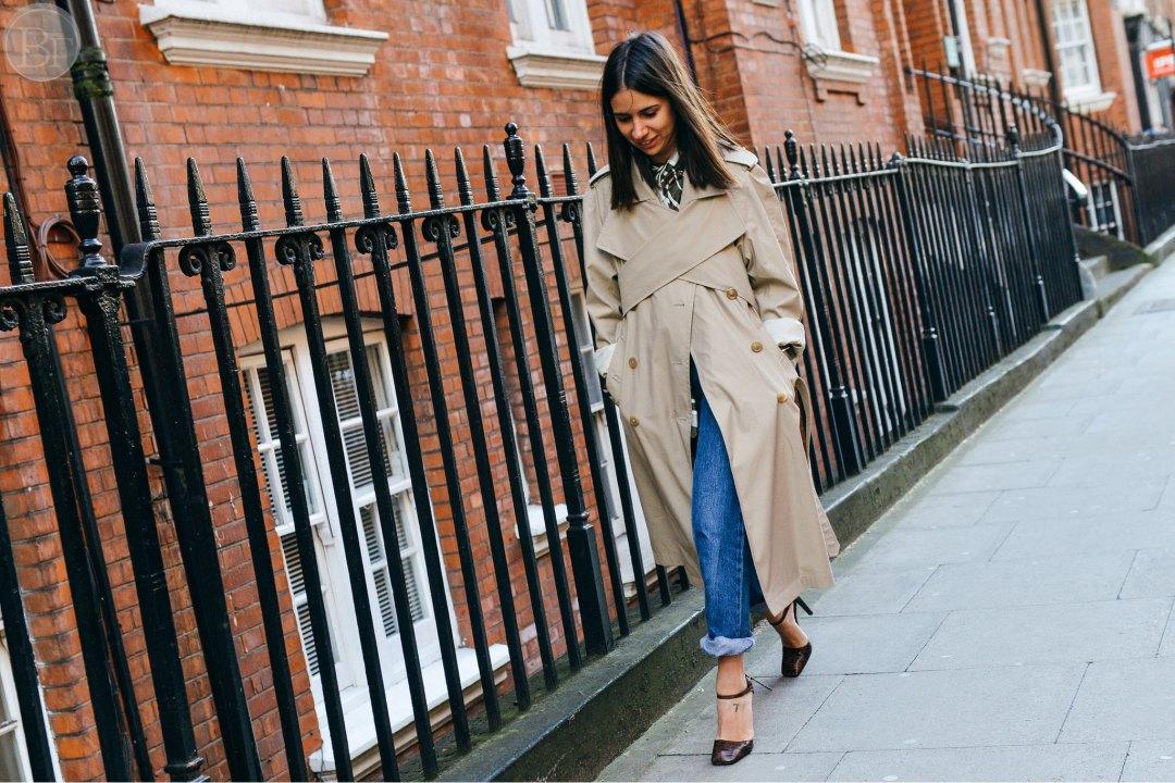 Как носить самую стильную тенденцию межсезонья