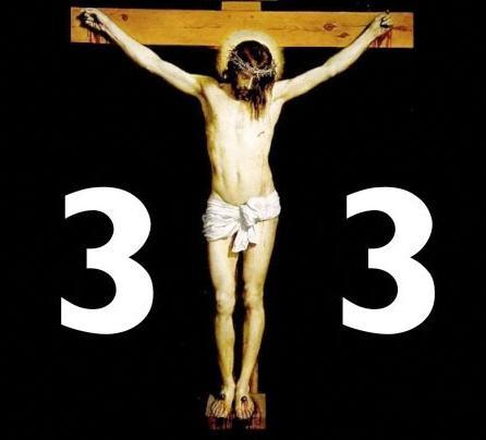 33 года возраст христа поздравление