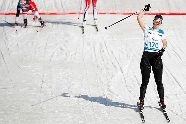 Российские паралимпийцы в Пхенчхане заняли второе общекомандное место