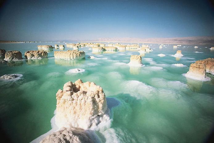 10 примечательных фактов о Мертвом море