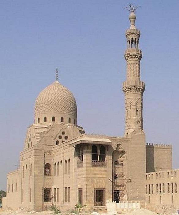 Мечеть Бейбарса. Каир, Египет.   Фото: s8.drugiegoroda.ru.